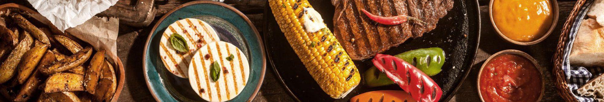 Grillen und Kochen – alles was schmeckt!