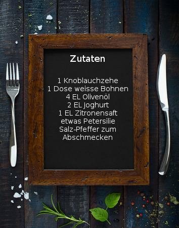 Zutatentafel_Bohnenpüree