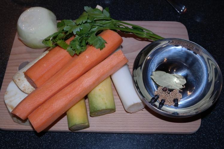 Wurzelgemüse - Suppengrün