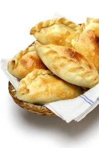 30897601 - empanadas de pollo, chicken empanada, argentina food