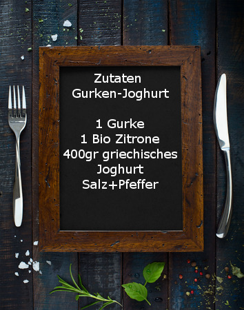 Zutatentafel_Gurken-Joghurt
